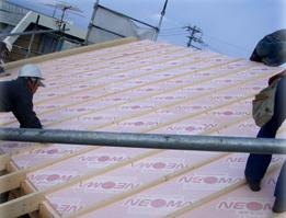 みゆきホームの屋根材